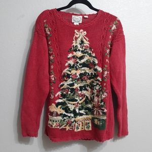 Christmas Knit Sweater